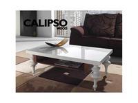 Anzadi стол журнальный Калипсо (орех, белый) Calipso wood