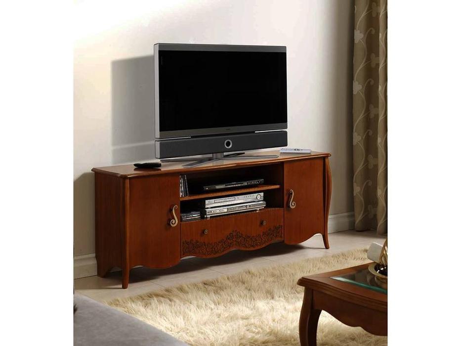Panamar тумба под телевизор  (орех) Classic