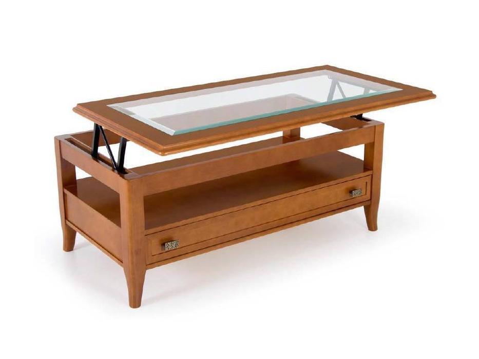 Panamar стол журнальный-трансформер  (черешня) Classic