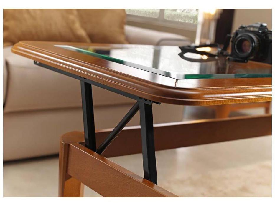 Panamar стол журнальный-трансформер  (орех) Classic