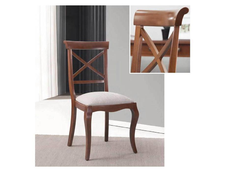 Panamar стул ткань Fiesole C-3 (орех) Classic