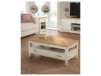Panamar стол-трансформер  (белый, дуб) Classic