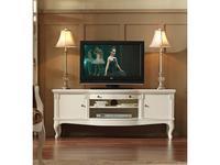 Panamar тумба под телевизор  (белый) Classic