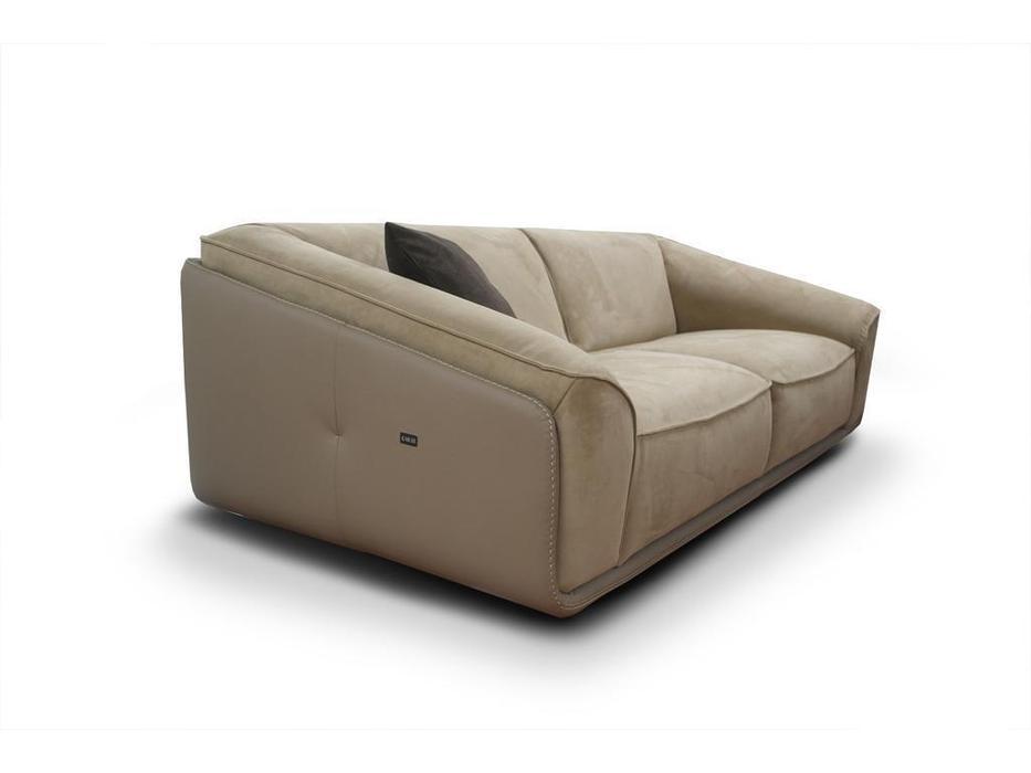 Nieri диван 3 местный  (кожа, новабук) Dominique