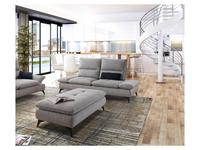 Nieri диван 2 местный  (серый) Alyssa