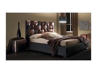 5110610 кровать двуспальная Bolzan: Jadore