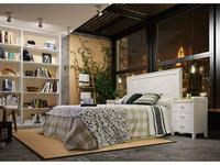Grupo Seys кровать двуспальная 180х200 (blanco) Coimbra