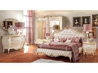 5206400 кровать двуспальная Signorini Coco: Romantica