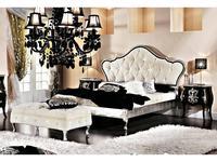 5112420 кровать двуспальная Modenese Gastone: Contemporary
