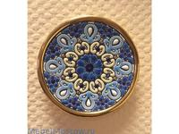 Cearco тарелка декоративная диаметр 11 см Ceramico