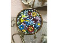 5200298 тарелка декоративная Cearco: Ceramico