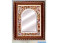 Cearco зеркало настенное в багетной раме  62х76 см (орех) Ceramico