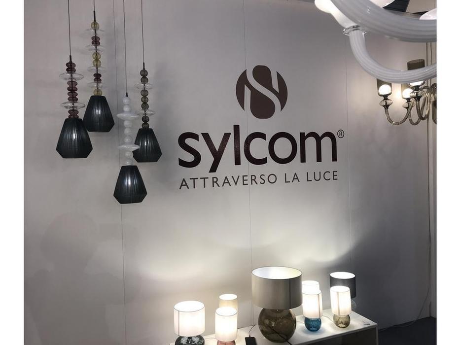 Sylcom люстра подвесная  (хром) Bon Bon