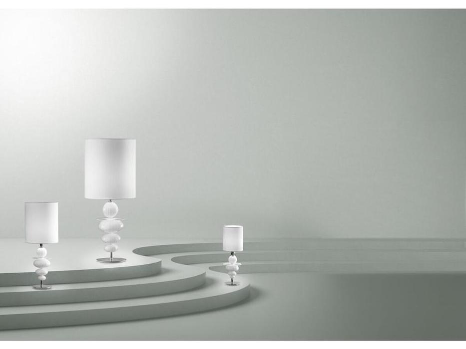 Sylcom лампа настольная  (хром) Igloo