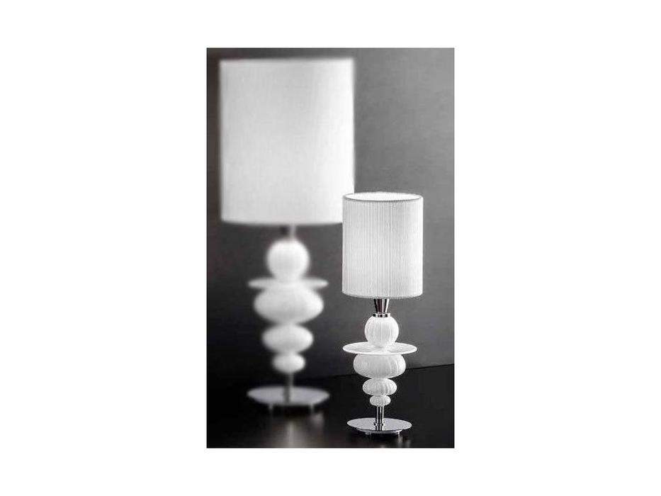 Sylcom лампа настольная  (хром, хрусталь) Igloo