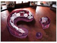 5113864 диван круглый BM Style: Олимпо