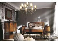 5109073 кровать двуспальная Francesco Pasi: New Deco
