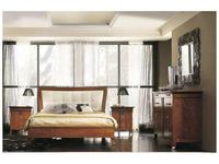5109075 кровать двуспальная Francesco Pasi: New Deco