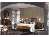 5109078 кровать двуспальная Francesco Pasi: New Deco