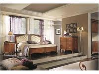 5109084 кровать двуспальная Francesco Pasi: New Deco