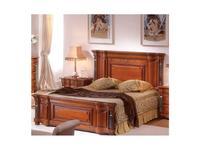 Antonio Loureiro Mendes кровать двуспальная 150х195 (черешня) Heritage