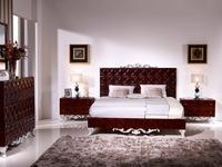 Antonio Loureiro Mendes кровать двуспальная 180х200 (красное дерево) Scorpius