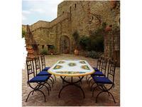 5125903 стол обеденный CeramicArte: Napoli