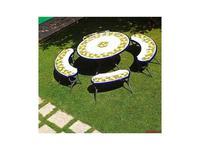 5131117 скамья садовая CeramicArte: Diana