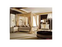 5127547 кровать двуспальная Gotha: Gold and Diamonds