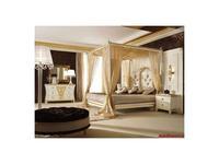 5127548 кровать двуспальная Gotha: Gold and Diamonds