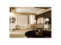 5127550 кровать двуспальная Gotha: Gold and Diamonds