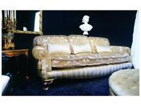 Zanaboni диван 3-х местный Asia ткань кат.5 Asia