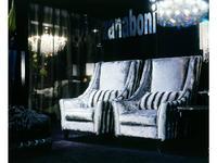Zanaboni кресло ткань кат.5 Artu
