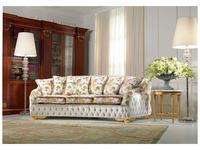 Zanaboni диван 3-х местный Esedra ткань кат.5 Esedra