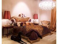 5127859 кровать двуспальная Zanaboni: Barone