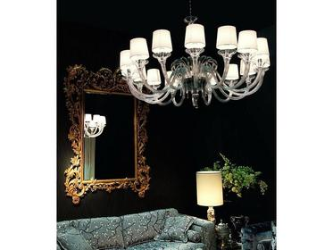 Итальянские светильники фабрики Zanaboni на заказ