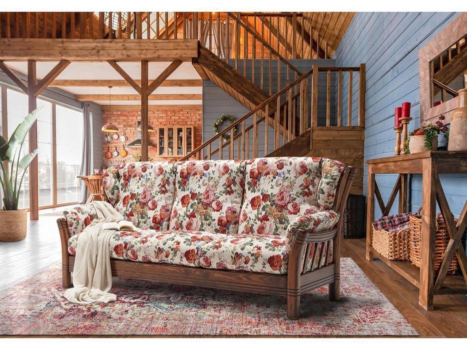 Les Cousins диван 3-х местный раскладной ткань A Iowa