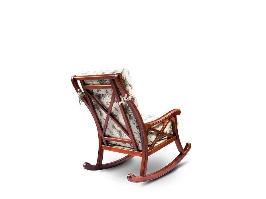 Les Cousins кресло-качалка ткань А Country