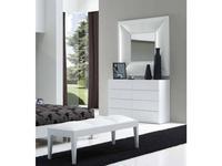 Coim зеркало  (белый) Bellucci