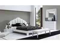 Coim кровать двуспальная 160х200 (белый) Bellucci