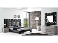 Coim спальня современный стиль  (черный) Byron