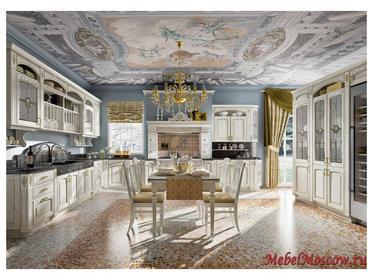 Классические кухни фабрики Home Cucine на заказ