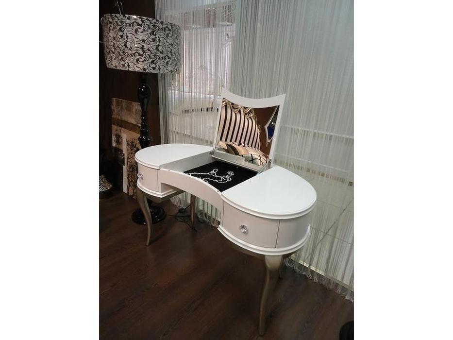 Fratelli Barri стол туалетный  (белый матовый лак) Rimini