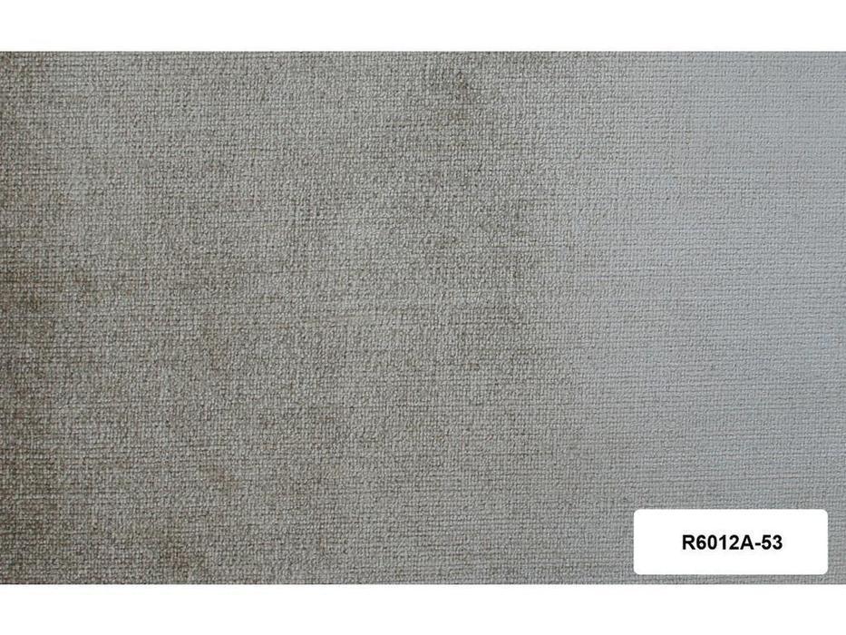 Fratelli Barri пуф ткань бежевый велюр (R6012A-53) (белый блестящий лак) Palermo
