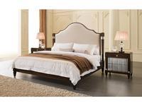 Fratelli Barri кровать двуспальная 180x200 (вишня) Mestre