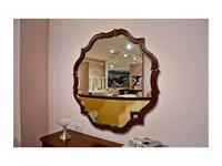 Fratelli Barri зеркало настенное  (махагон) Rimini