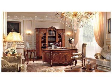 Мебель для кабинета фабрики O.B.M. Barnini Oseo на заказ