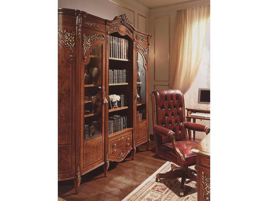 Купить шкаф книжный barnini oseo reggenza luxuri в волгоград.