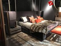 Mobil fresno кровать двуспальная Queen 180х200 (ткань)