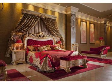Мебель для спальни фабрики Moblesa на заказ